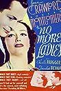 No More Ladies (1935) Poster