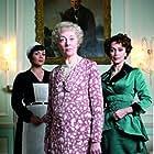Francesca Annis, Martine McCutcheon, and Geraldine McEwan in At Bertram's Hotel (2007)