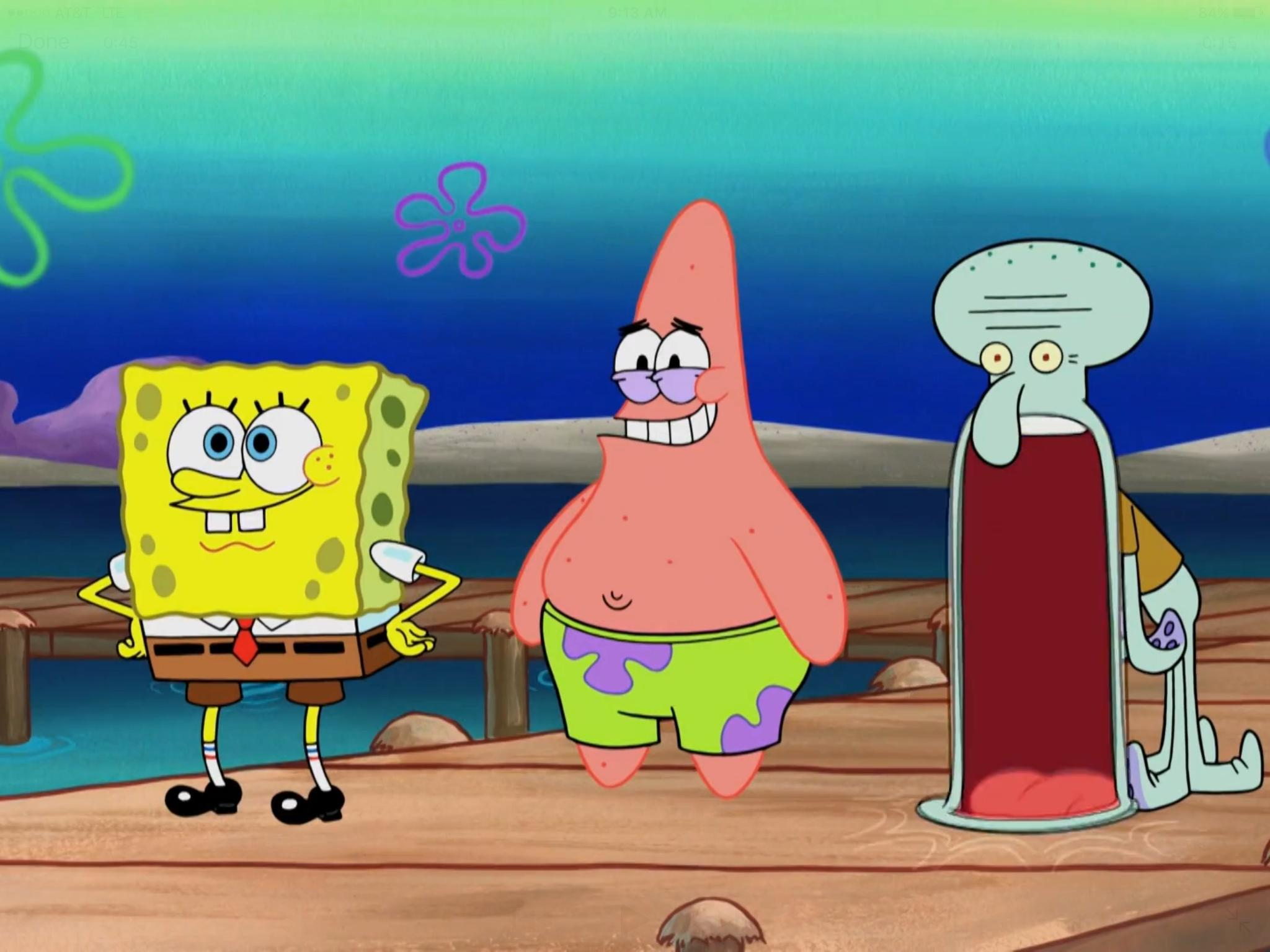 spongebob episode mutiny on the krusty