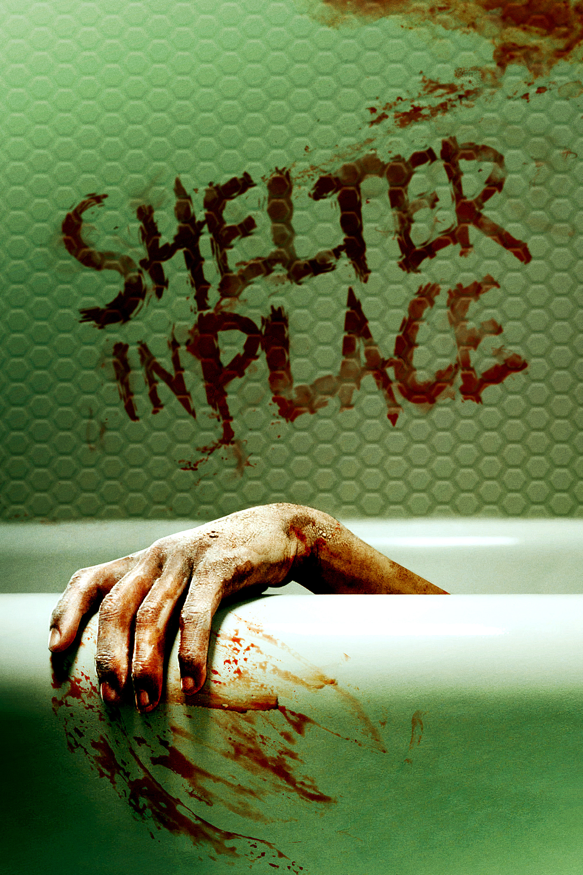 Shelter in Place (2021) Telugu Dubbed (Voice Over) & English [Dual Audio] WebRip 720p [1XBET]