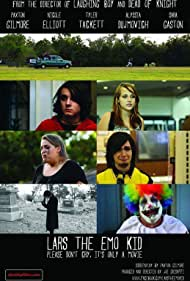 Alyssia Dujmovich, Jeremiah Kliesing, Tyler Tackett, Paxton Gilmore, and Nicole Elliott in Lars the Emo Kid (2015)