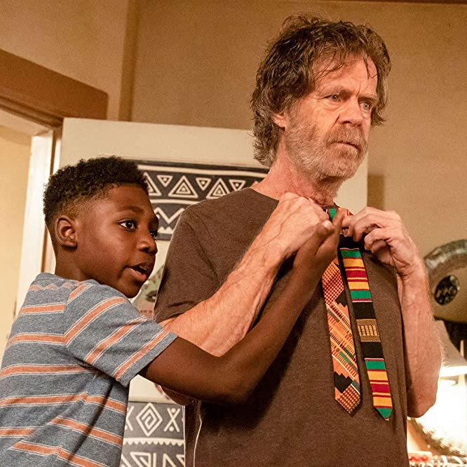William H. Macy and Christian Isaiah in Shameless: Adios Gringos (2019)