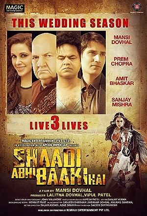 Shaadi Abhi Baaki Hai movie, song and  lyrics