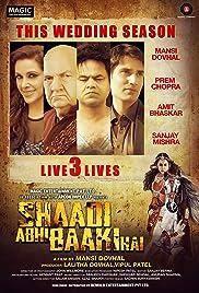 Shaadi Abhi Baaki Hai Poster