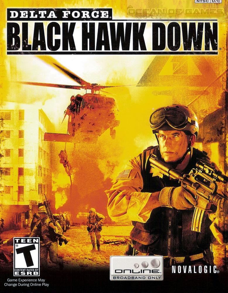 Delta Force Black Hawk Down Video Game 2003 Imdb