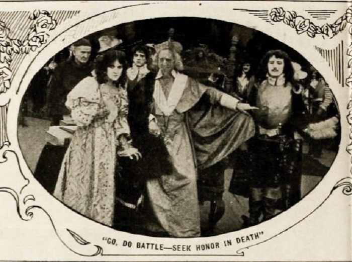 Pauline Bush in Richelieu (1914)