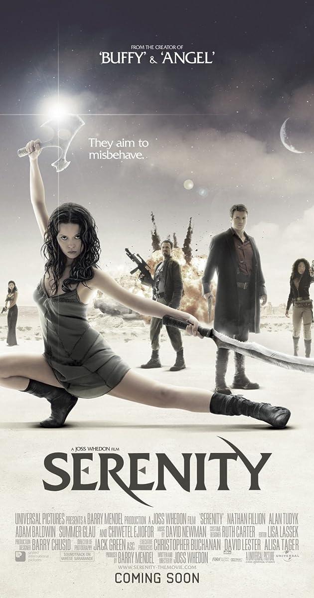 Serenity (2005) - IMDb