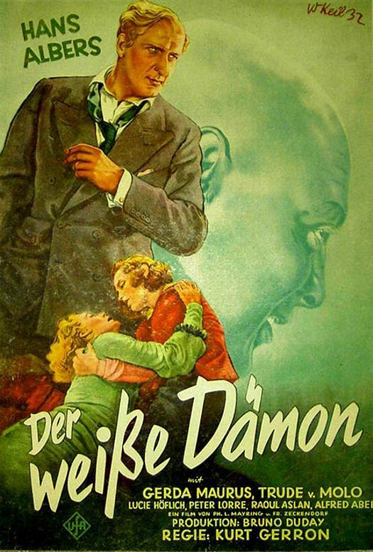 Der weiße Dämon (1932)