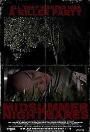 Midsummer Nightmares Poster