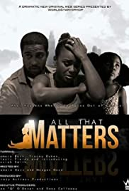 All That Matters Poster