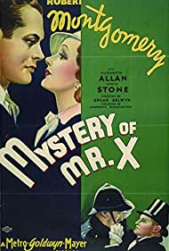 The Mystery of Mr. X (1934)