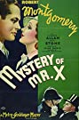 The Mystery of Mr. X (1934) Poster