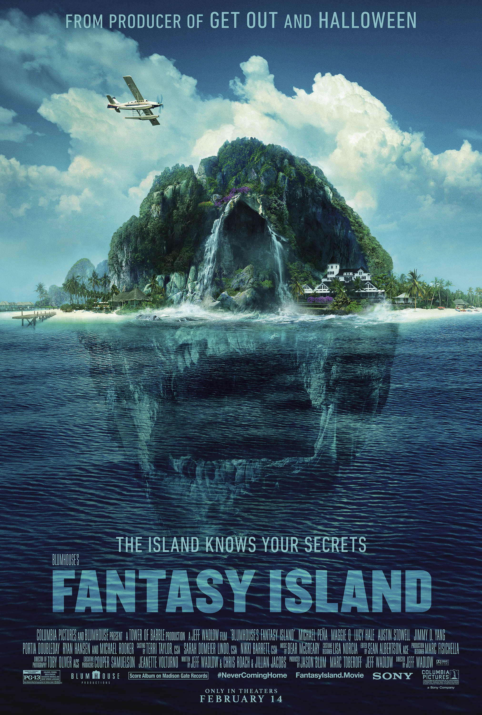Image result for fantasy island poster