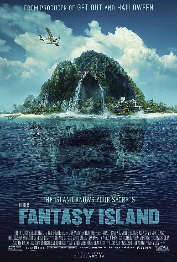 Download Fantasy Island (1991) Hindi Dubbed Full Movie 720p [950MB]   Dual Audio {Hindi English}
