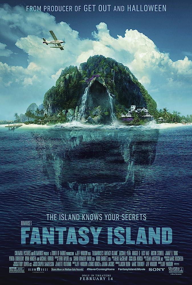 Košmarų sala (2020) online