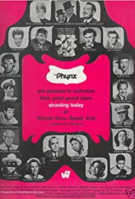The Phynx (1970) Poster - Movie Forum, Cast, Reviews