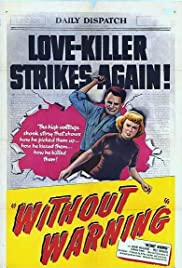 Without Warning! Poster