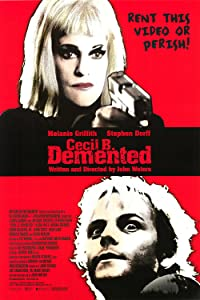 Top 10 watches in movies Cecil B. DeMented [Bluray]