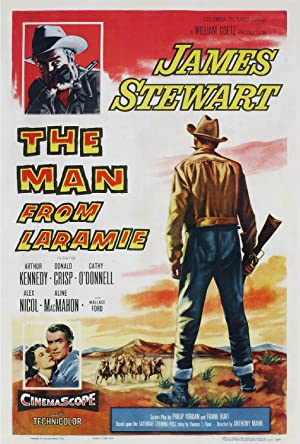 Permalink to Movie The Man from Laramie (1955)