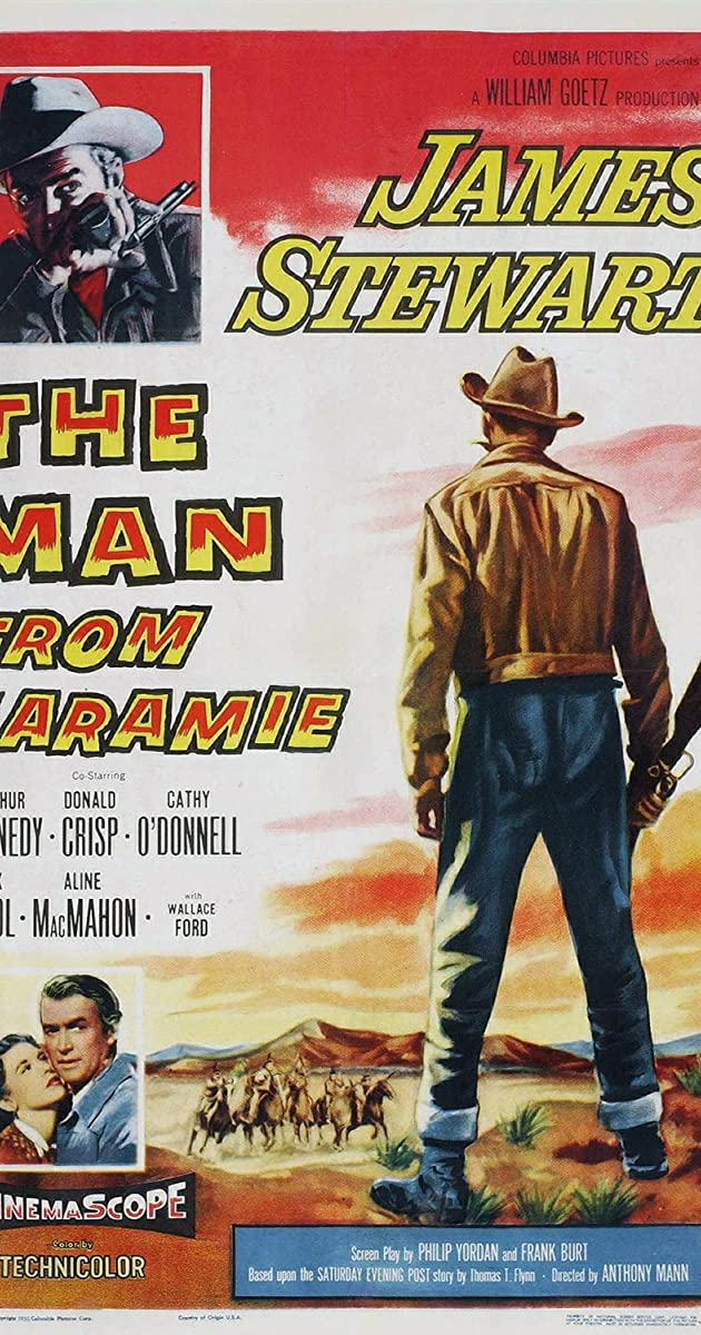 Subtitle of The Man from Laramie