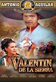 Valentín de la Sierra Poster