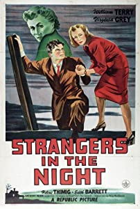Adult downloadable movie Strangers in the Night USA [Quad]