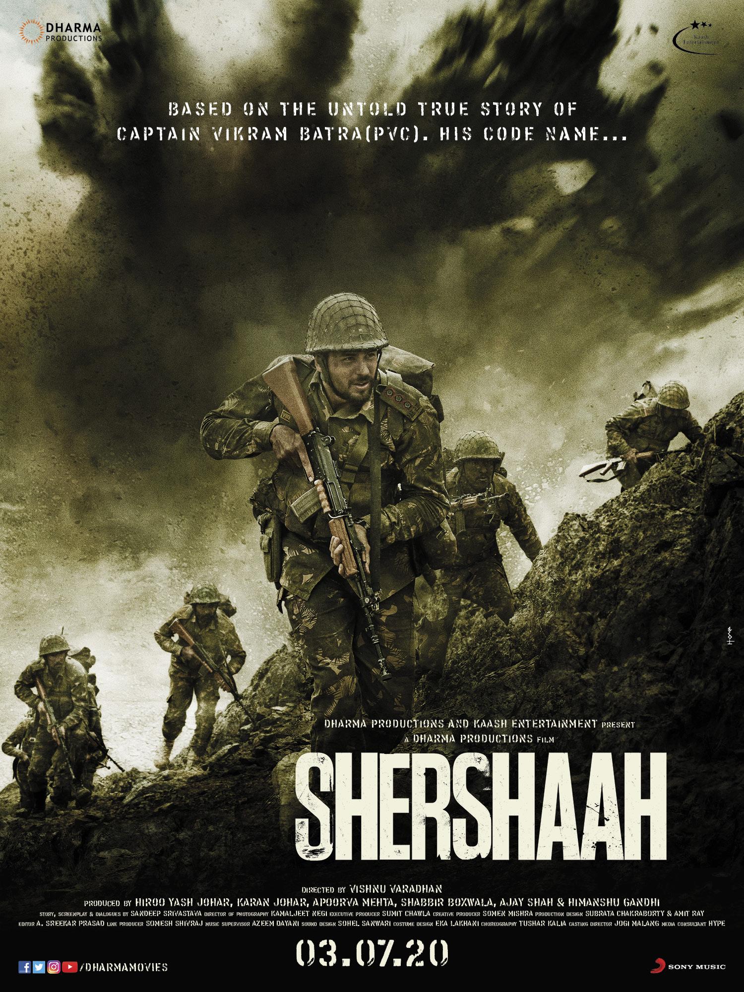 Shershaah (2021) - IMDb
