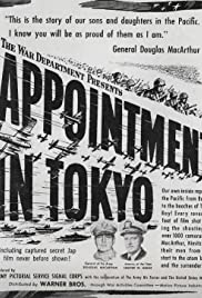 Appointment in Tokyo Poster