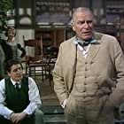 Laurence Olivier and Denis Quilley in Long Day's Journey Into Night (1973)
