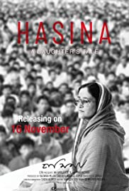 Hasina: A Daughter's Tale Poster