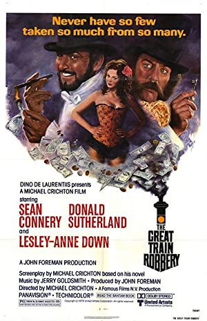 The Great Train Robbery Poster Image