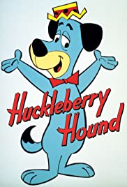 The Huckleberry Hound Show Poster