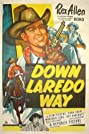 Down Laredo Way (1953) Poster