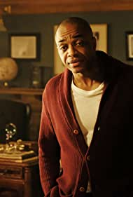 Rick Worthy in The Magicians (2015)