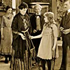 George Berrell, William Courtleigh, Helen Jerome Eddy, Katherine Griffith, Mary Pickford, and Herbert Prior in Pollyanna (1920)