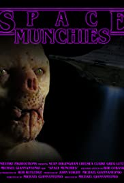 Space Munchies Poster