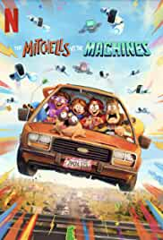 The Mitchells vs the Machines (2021) HDRip English Movie Watch Online Free