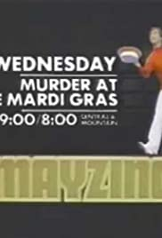 Murder at the Mardi Gras Poster