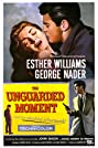 The Unguarded Moment (1956) Poster