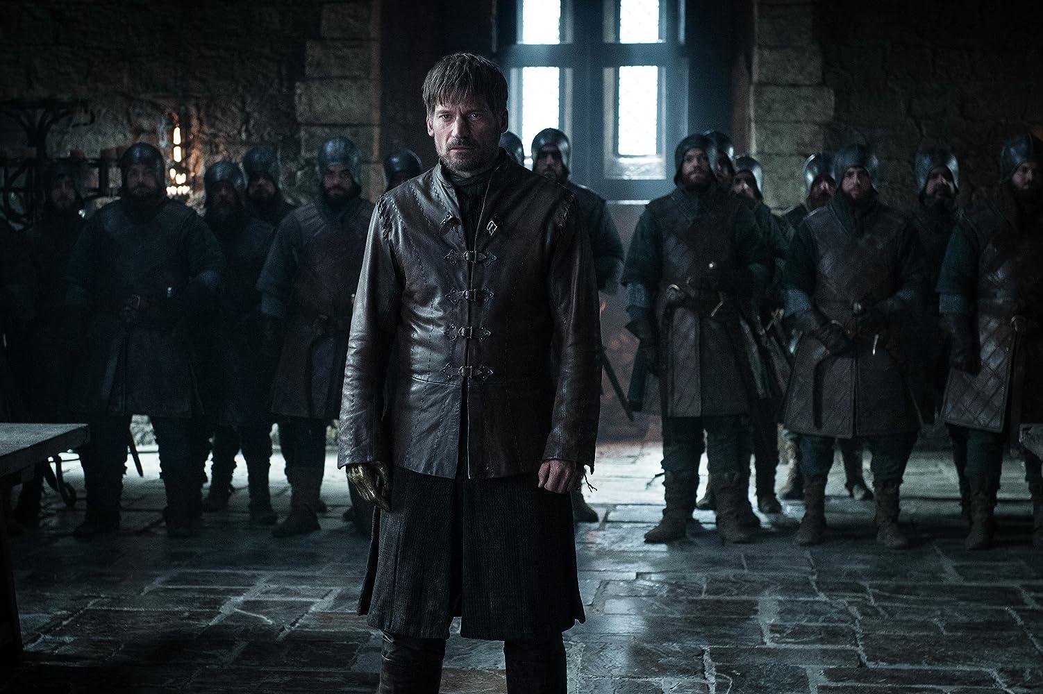 Nikolaj Coster-Waldau in Game of Thrones (2011)