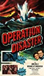 Operation Disaster (1950) Poster