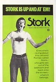 Stork Poster