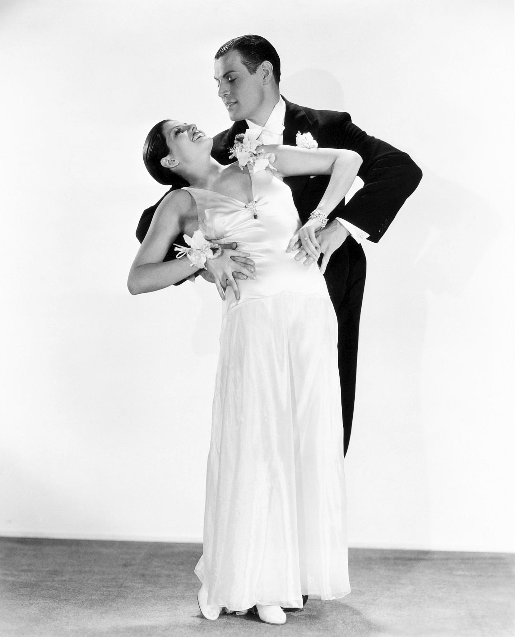 Rita Hayworth and Gary Leon in Dante's Inferno (1935)