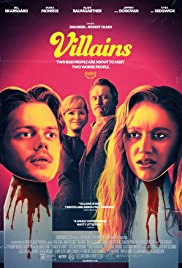 Watch Free Villains (2019)