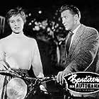 Hans Christian Blech and Eva Ingeborg Scholz in Banditen der Autobahn (1955)