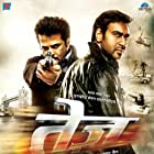 Ajay Devgn and Anil Kapoor in Tezz (2012)
