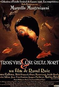 Marcello Mastroianni in Trois vies et une seule mort (1996)