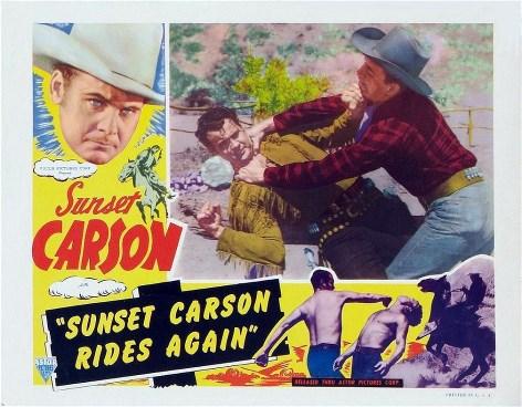 Sunset Carson Rides Again (1948)