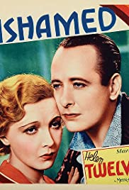 Unashamed (1932) Poster - Movie Forum, Cast, Reviews
