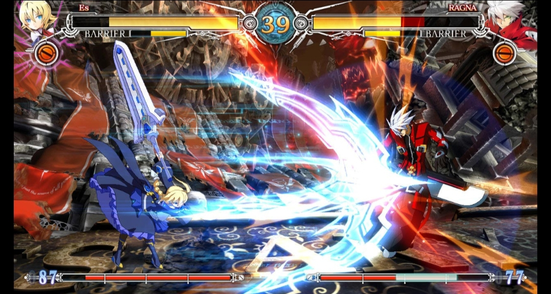 BlazBlue: Continuum Shift Extend (Video Game 2011) - Photo